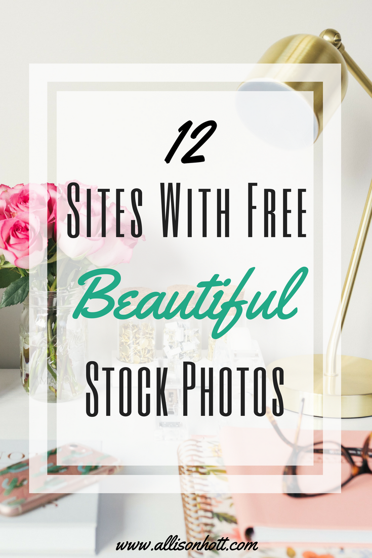 12 Sites With Free Beautiful Stock Photos For Your Blog